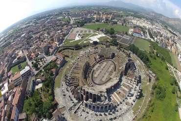 Anfiteatro Campano, anfiteatro di epoca romana nel cuore del territorio casertano-5