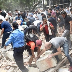 messico terremoto