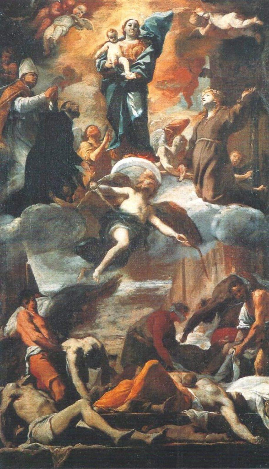 Mattia Preti, il pittore spadaccino che dipinse le porte di Napoli-1