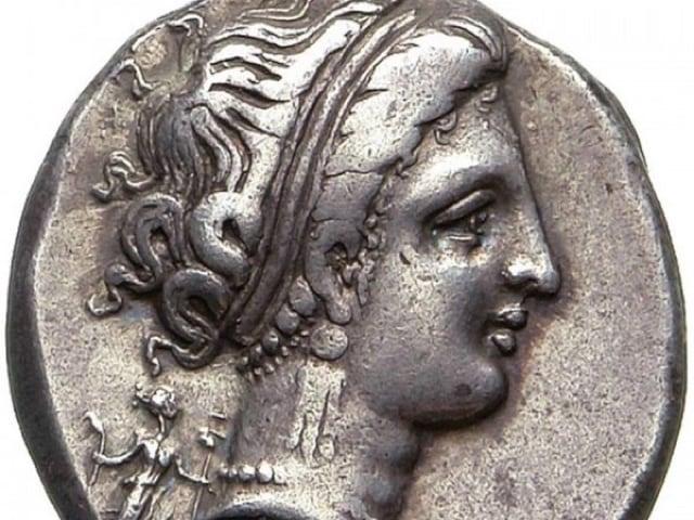 Un'altra ricchezza partenopea le monete di Neapolis, primo modello della monetazione romana-3