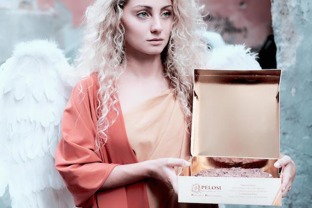 Napoli Fashion on the road - Angelo - La pietra di S.Girolamo - Ph. iPhotox