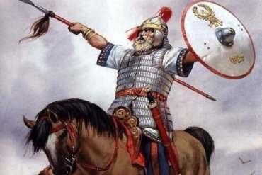 Vandali contro Impero Romano d'Occidente
