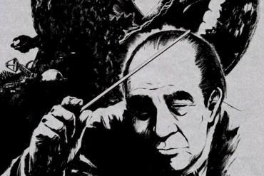 Akira Ifukube il compositore giapponese di cui oggi celebriamo i 107 anni dalla nascita. crono.news