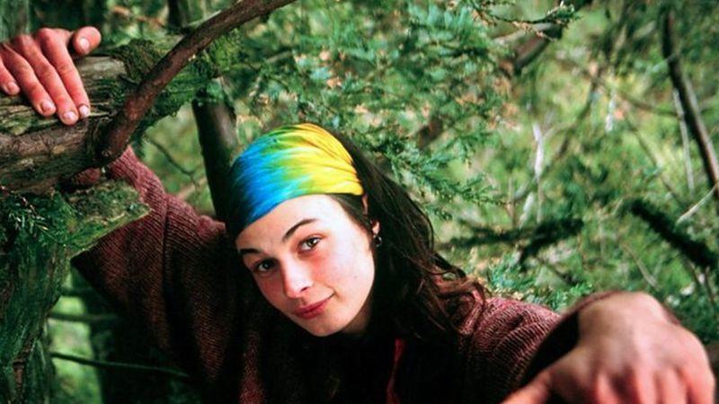 Julia Butterfly Hill - la donna che visse sugli alberi per proteggerli dall'abbattimento