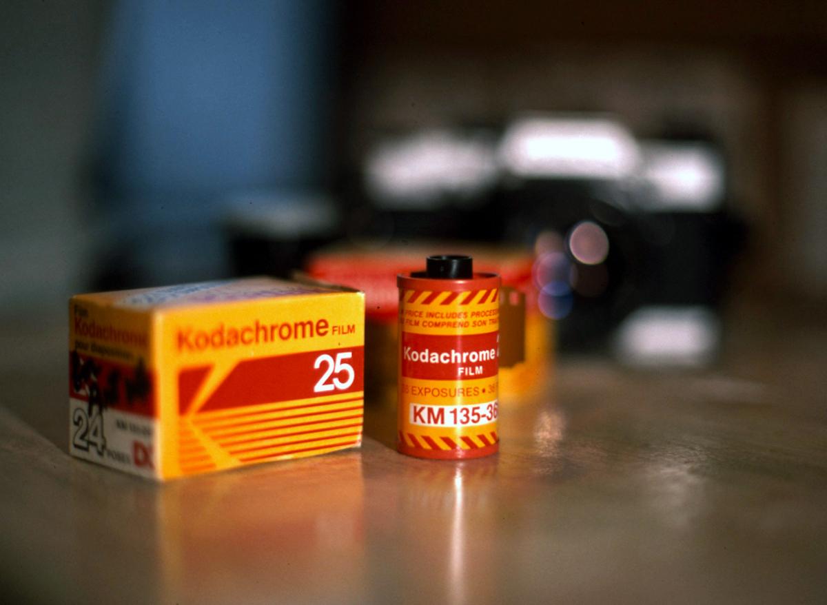 Kodachrome 25