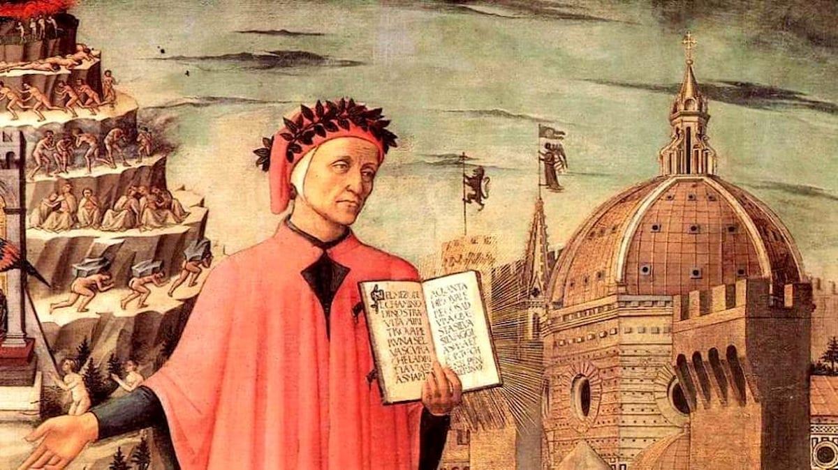 Year of Dante -Cercarte.it- Dante Alighieri