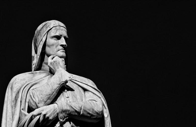 year of dante.Dante Alighieri, the greatest italian poet