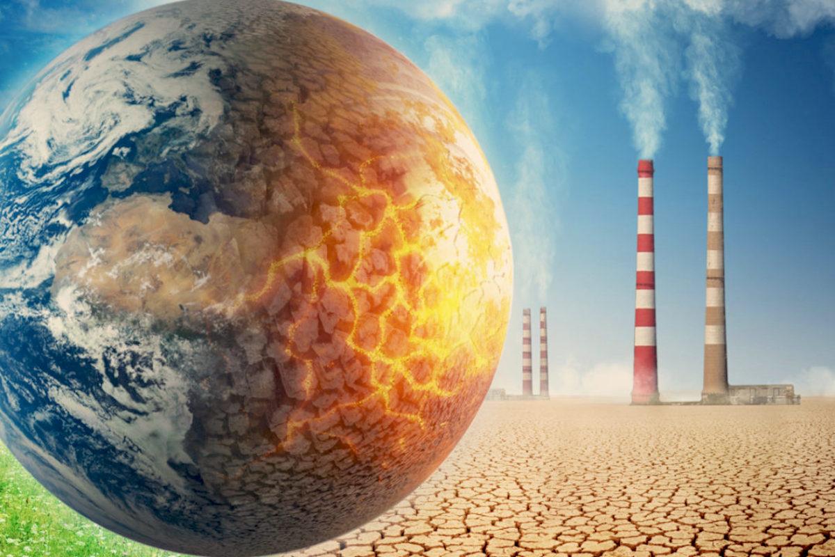 Giustizia climatica -Global Warming il cambiamento climatico globale sta avvenendo in fretta - @crono.news