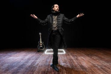 Umbria Factory Festival 2021- Shakespearology - Woody Neri,