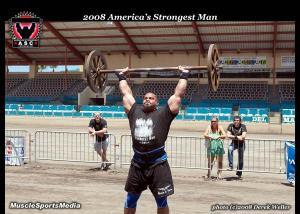 Como convertirse en un hombre fuerte con Tom McClure