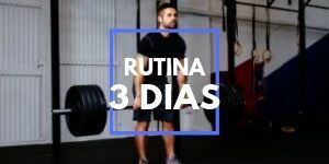 rutina-3-dias