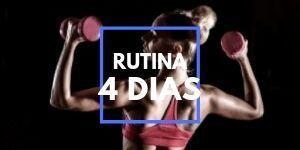 rutina-4-dias