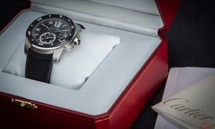 """Cartier """"CALIBRE Diver"""" Primer contacto"""