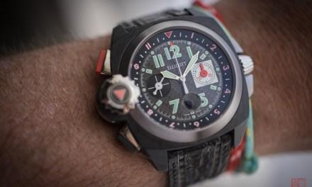 Oversize Watches & Average Size Wrists