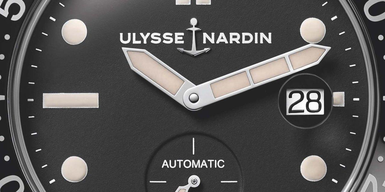 """Ulysse Nardin """"Diver Le Locle"""""""