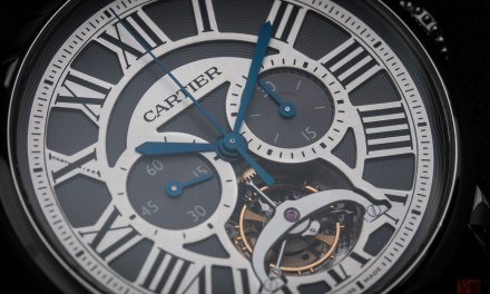 "CARTIER ""Rotonde Chrono-Tourbillon"""