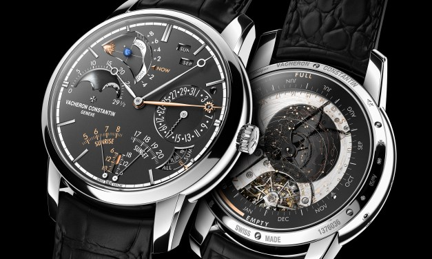 Vacheron Constantin: Celestial Astronomical Grand Complication