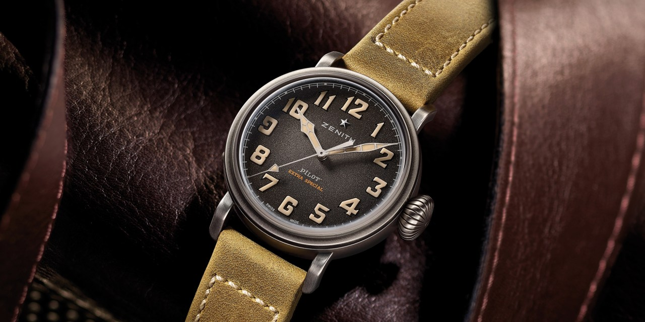 "Zenith ""Pilot Type 20 Extra Special"""