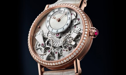 "Breguet ""Tradition Dame 7038"""