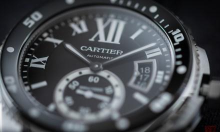"""Cartier """"Calibre Diver"""""""