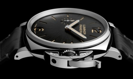 "Officine Panerai ""Luminor Due"""