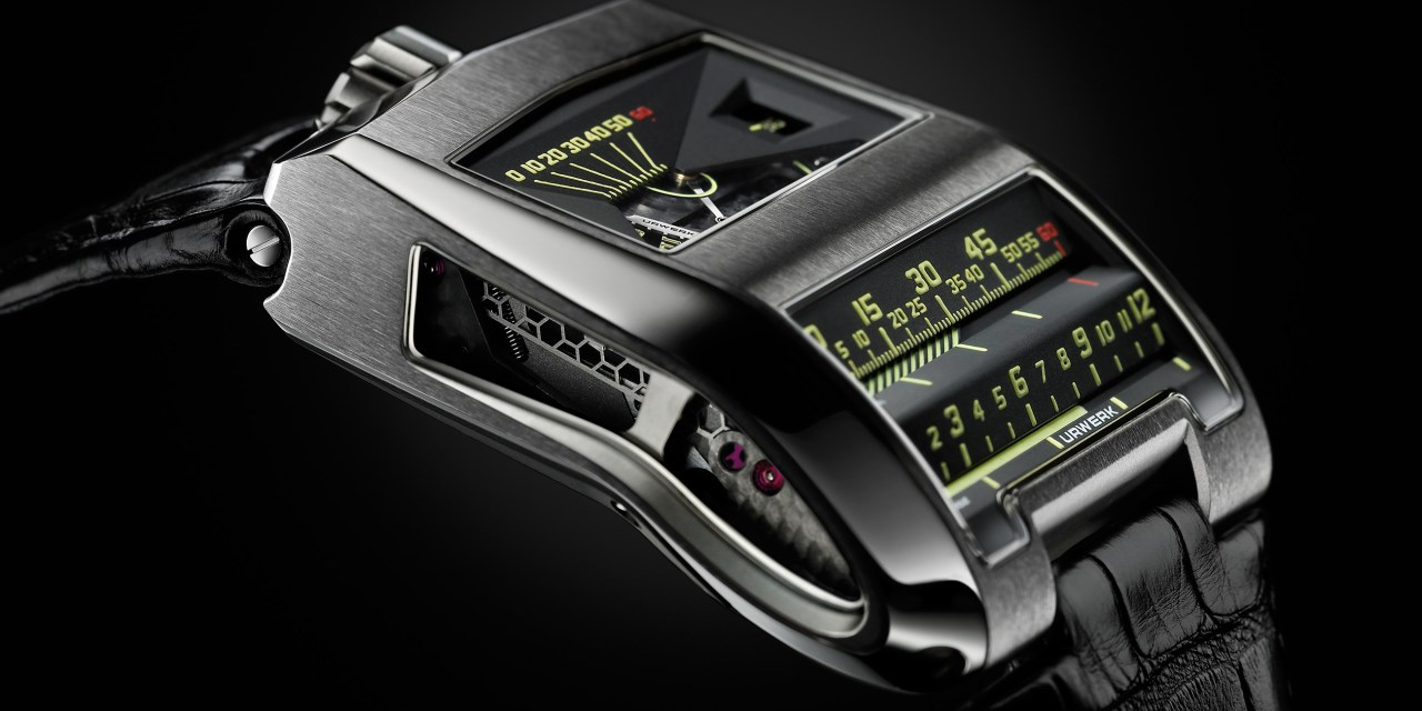 "URWERK: Remembering the UR-CC1. Codename ""King Cobra"""