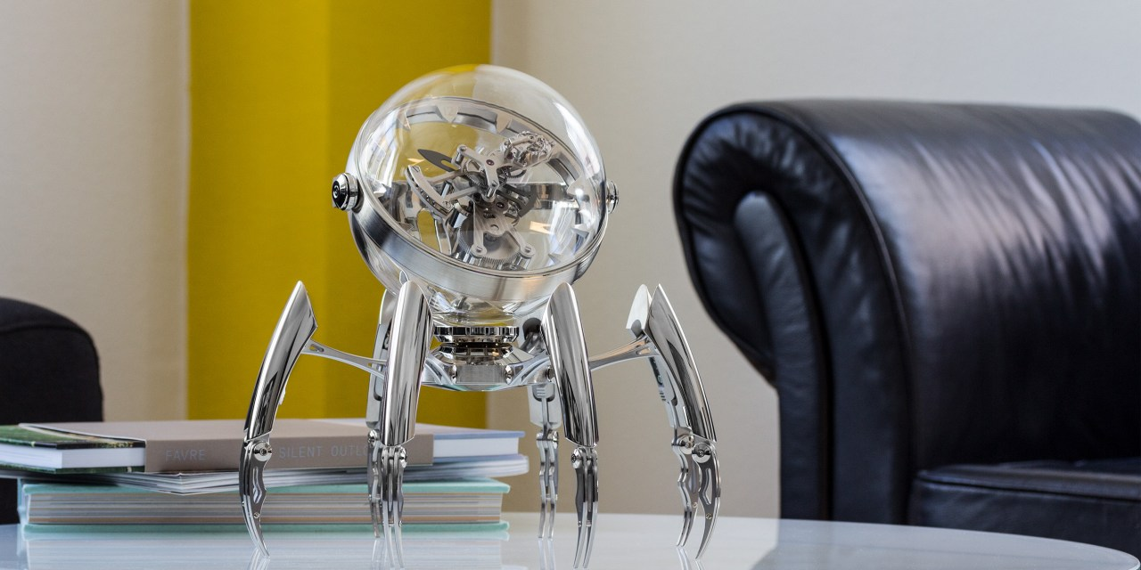 "MB & F ""Octopod"""