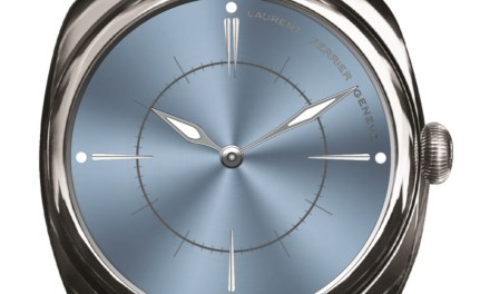 "Laurent Ferrier ""Galet Square – Spain Edition"""