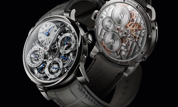 "MB & F ""LEGACY MACHINE PERPETUAL"""