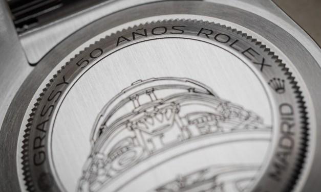"""ROLEX: Explorer I """"Grassy 50 Años Rolex"""""""