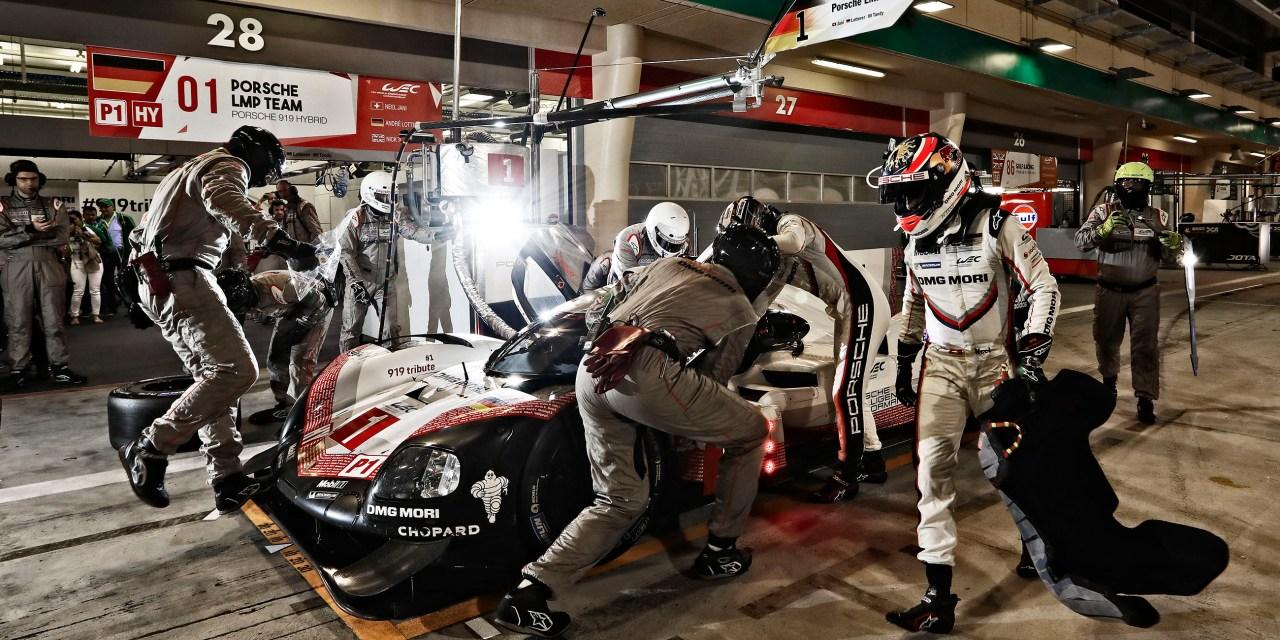"""Porsche Motorsport LMP1 team wins """"6 Hours of Bahrein"""""""