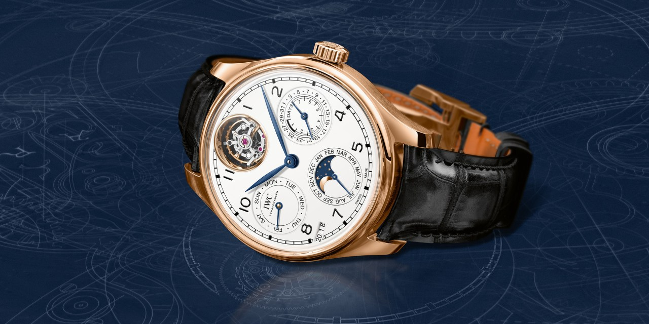 "IWC ""Portuguiser «150 YEARS»"""