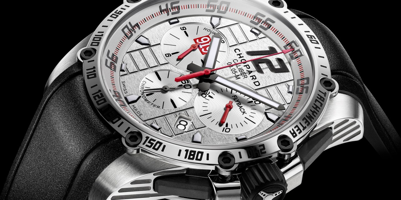 "Chopard ""Superfast Chrono Porsche 919 Edition"""