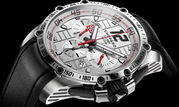 "Chopard ""Superfast Chrono Porsche 919 Edition"""