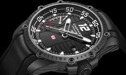 "Chopard ""Superfast Power Control 	Porsche 919 HF Edition"""