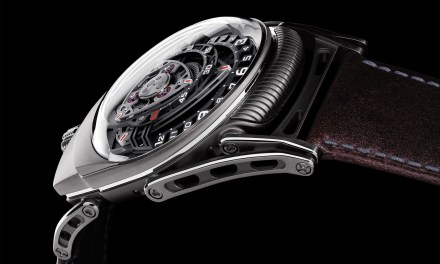 "MB & F and URWERK: Remembering​ ""Experiment ZR012"""