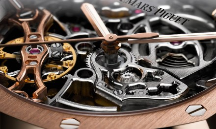 "Audemars Piguet ""ROYAL OAK Double Balance Wheel Openworked"""