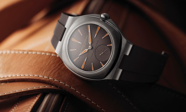 "Laurent Ferrier ""TOURBILLON GRAND SPORT"""