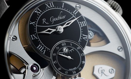 "Romain Gauthier ""Insight Micro-Rotor"""