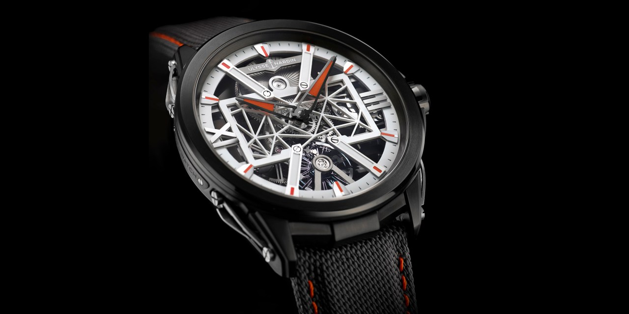 """Ulysse Nardin """"EXO-SKELETON X"""" for ONLY WATCH AUCTION"""