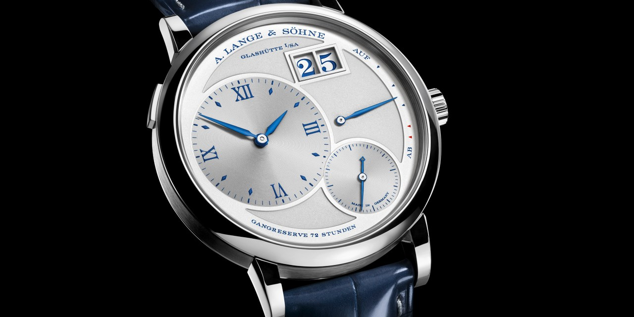 "A. Lange & Söhne – LANGE 1 DAYMATIC ""25th Anniversary"""