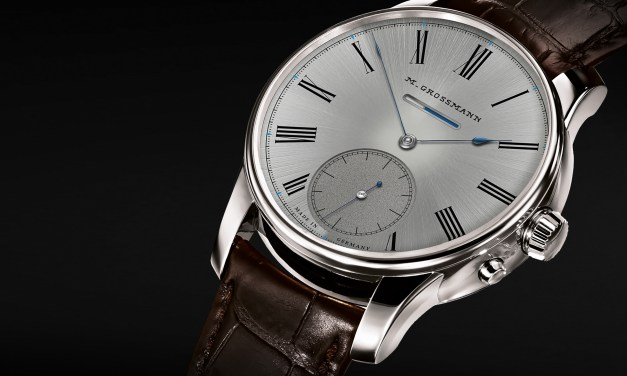 "Moritz Grossmann ""Réserve de Marche Classique"" for ONLY WATCH AUCTION"