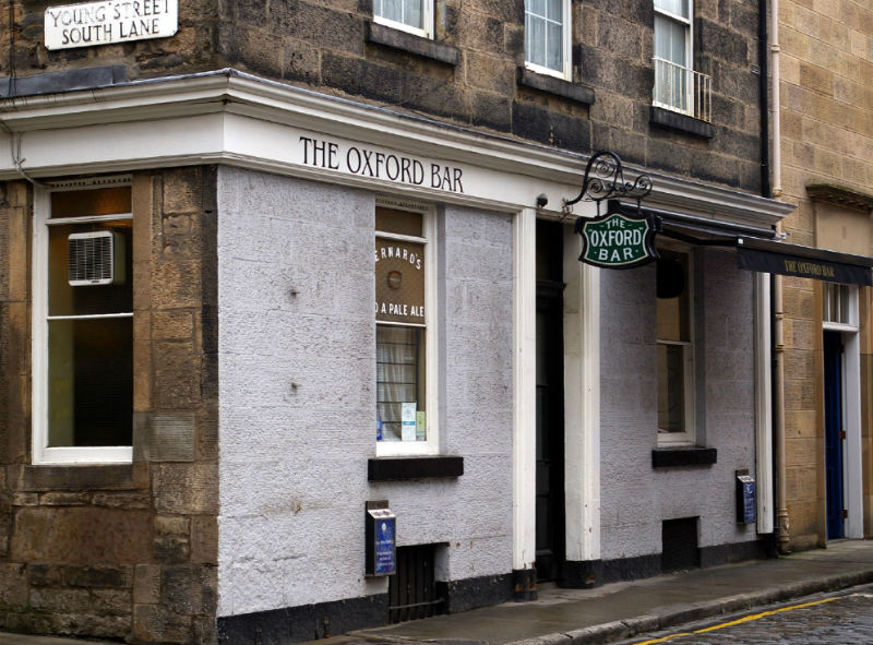 oxford bar edinburgh via flickr