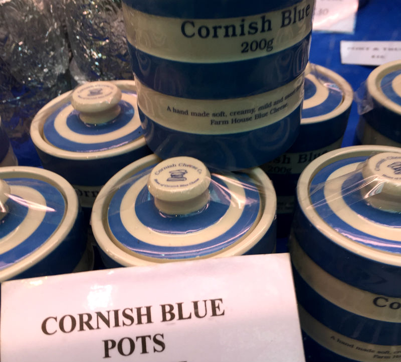 taste of london cornsh blue pots eileen cotter wright