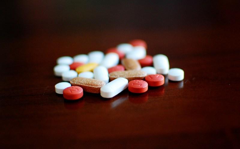 pills via flickr