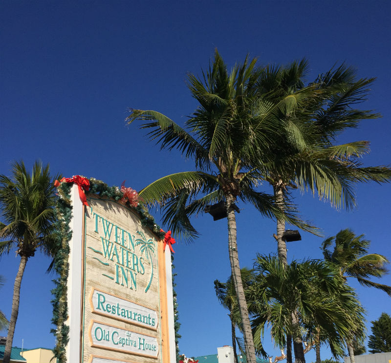 tween waters welcome sign captiva island florida eileen cotter wright