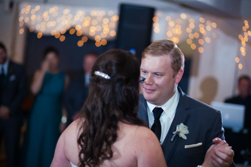 Eileen and Christian wedding