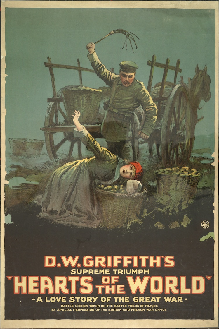How the Early WWI Films Affected Our View of WWI