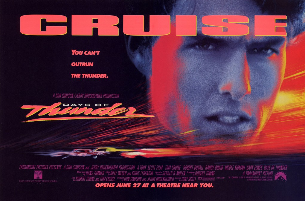 Under Further Review: Days of Thunder