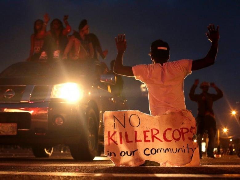 Ferguson, Missouri: 8 Thoughts On A Smoldering Dumpster Fire